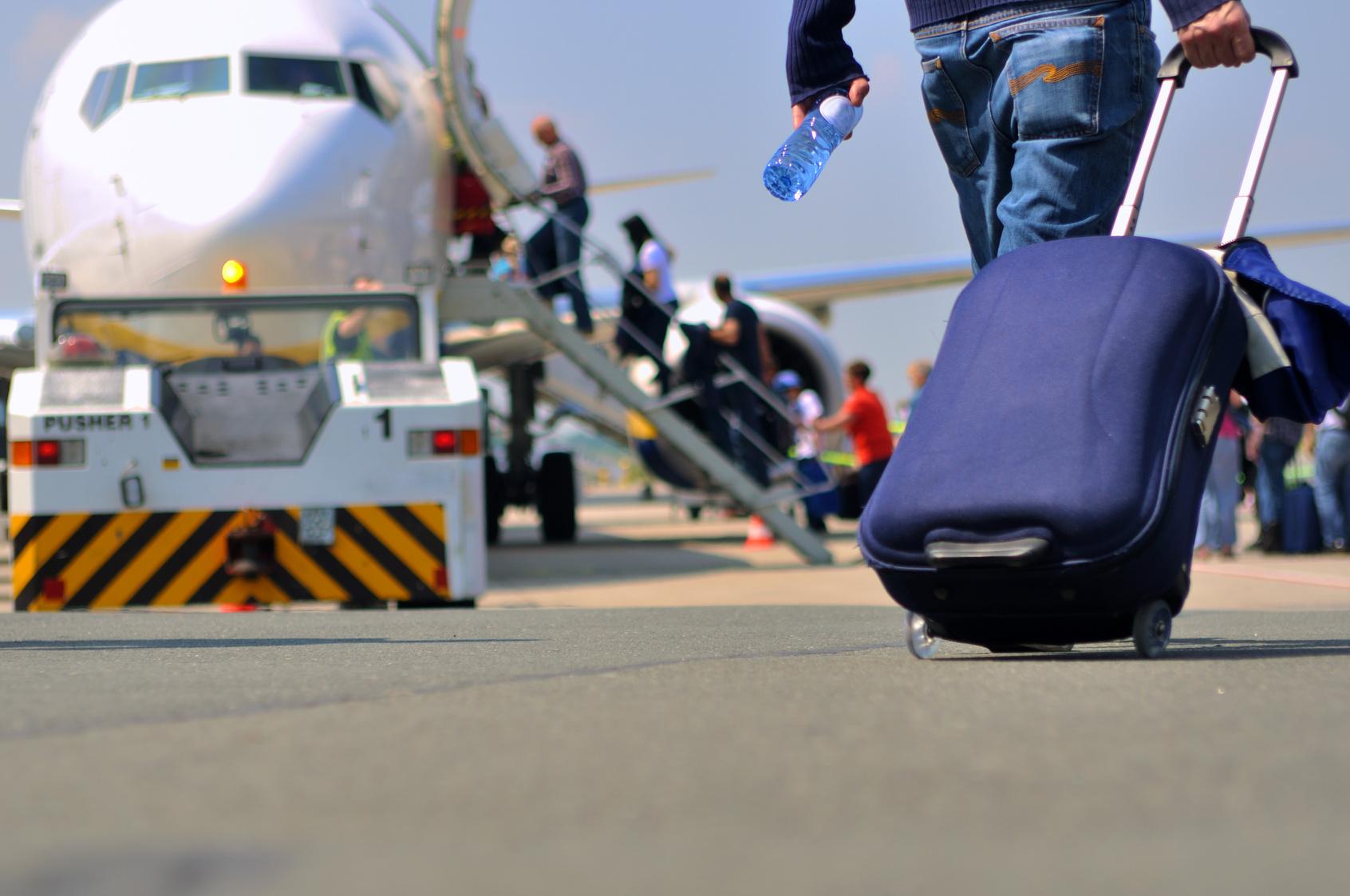 handkoffer fürs flugzeug