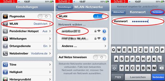 Iphone 4 Wlan Verbinden Geht Nicht