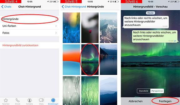 Whatsapp chat hintergrundbilder