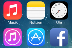 iOS7 fürs iPhone